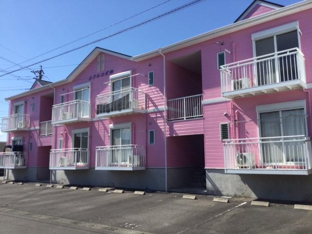 霧島市賃貸アパート 国分野口西 スプリング50 102号室 平成15年築 1R 3.3万円